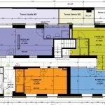 plattegrond niveau 0 gelijkvloers studentenkamers en studio's investeringsunits
