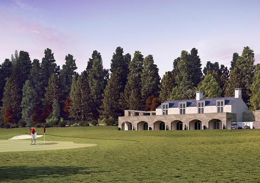 appartement op golfbaan kopen limousin frankrijk fantastisch luxe vakantiepark voor golfvakantie met gezin