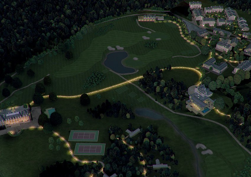 investeren in opbrengtvastgoed recreatiedomein premium segment toerisme wyndham halcyon retreat golf en spa resort