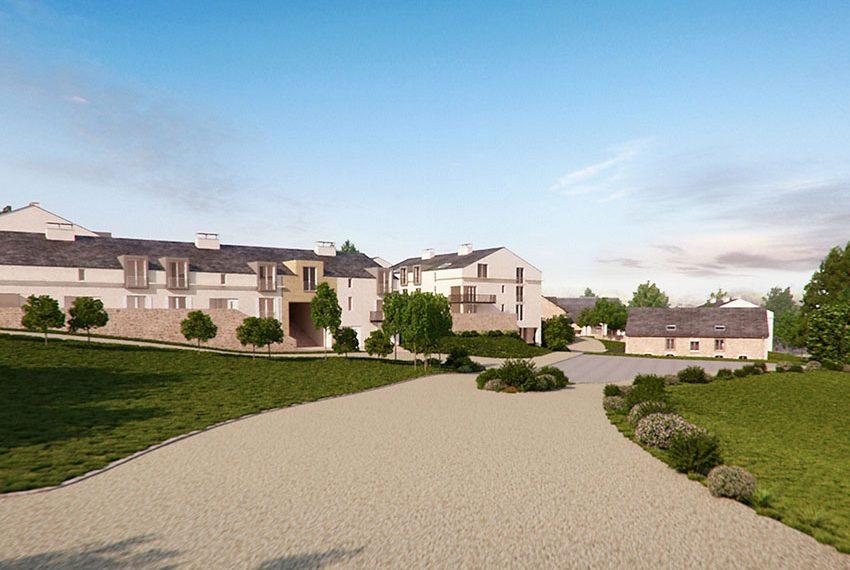 investeren in vastgoed rendement van minstens 7% rendement in opbrengsteigendommen van le village halcyon retreat resort nouvelle aquitaine frankrijk