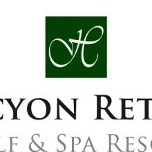 logo halcyon retreat