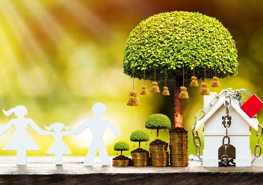 beleggen in vastgoed met verhuurgarantie als spaarmethode
