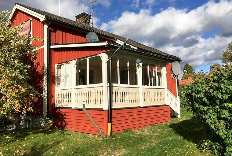 mooie alleenstaande woning te koop als verhuurinvestering in zweden