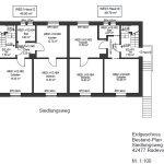 gelijkvloers met twee appartementen voor verhuur met nieuwe keuken en badkamer