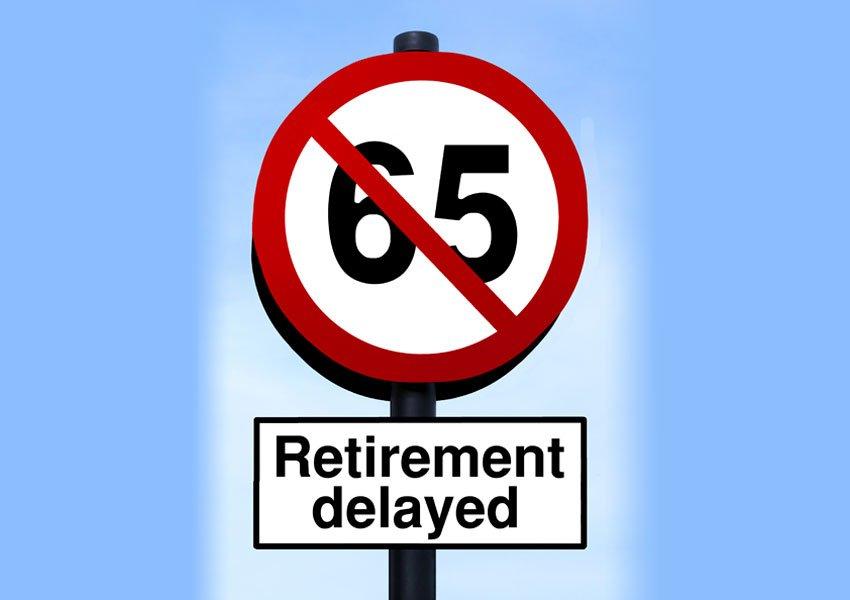 sociale zekerheid en wettelijk pensioen zal ontoereikend zijn