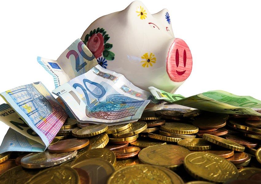 voldoende eigen inbreng voor financiering beleggingspand is belangrijk