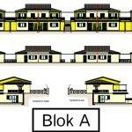 voorkant blok A appartementen te koop in italië voor privé en gemengd gebruik met beheerservice