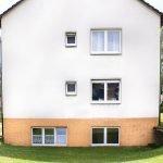 zijkant gebouw duitsland met appartementen te koop voor verhuur