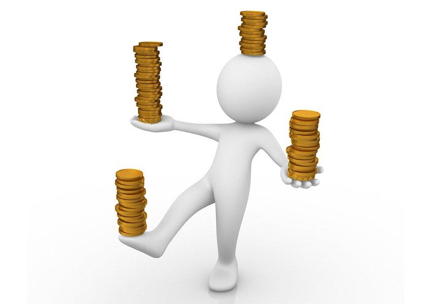 continue stress druk en kopzorgen van actief beleggen vermijden door passief te beleggen