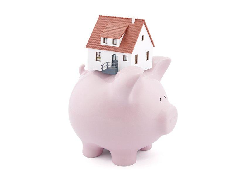 financieel hefboomeffect om te investeren in vastgoed voor optimaal rendement op eigen middelen