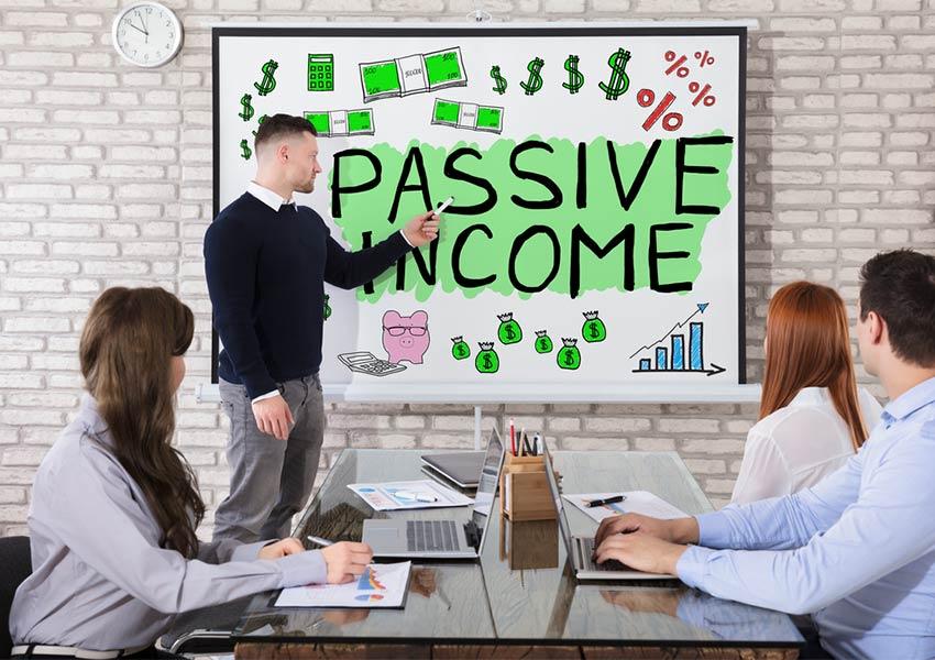 passief geld verdienen met onroerend goed is mogelijk op verschillende manieren