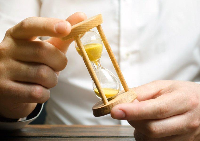 tijdsbesteding is cruciale factor om belegging te beoordelen