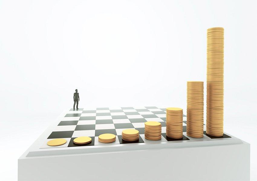uw drang naar controle en beslissingsmacht zal bepalen of u actief of passief dient te beleggen