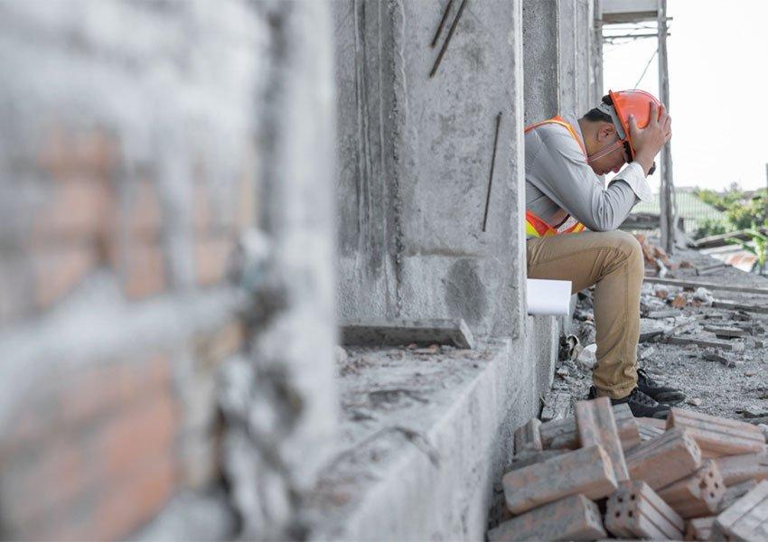zelf nieuwbouw of renovatie opvolgen vergt vakkennis en stalen zenuwen