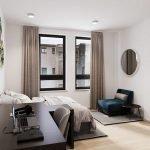 beleggingspand in leuven te koop luxe kamer compleet gemeubileerd inclusief verhuurgarantie