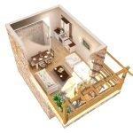 eerste verdieping vakantievilla te koop op samos met fantastische uitzichten over egeïsche zee