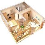 eerste verdieping van superieure luxe villa te koop met 2 slaapkamers hera bay luxury resort samos griekenland