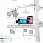 inplantingsplan appartementsblok te koop met gewaarborgde huurinkomsten en mooi zeker rendement