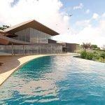 overloopzwembad van spa en wellness blikvanger van hera bay luxury resort samos