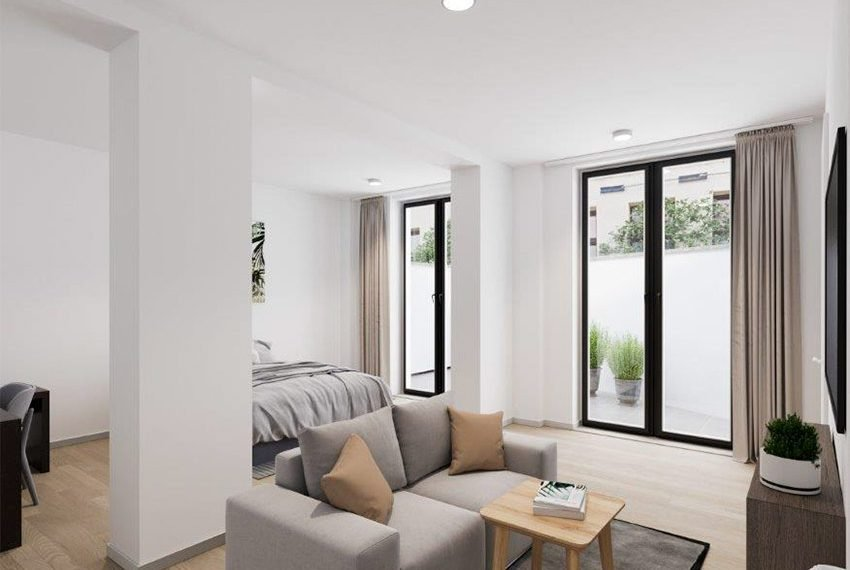 studio kopen in leuven luxe uitvoering topkwaliteit met verhuurgarantie topbelegging