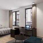 studio kopen in leuven op toplocatie met duurzame afwerking inclusief meubilair en zekere huurinkomsten