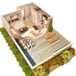 superieure villa kopen op eiland samos griekenland gelijkvloerse verdieping hera bay luxe resort