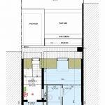 vierde verdieping onder dak in gebouw met studentenflats te koop in leuven
