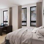 vormgeving en interieur van luxe kamers te koop als investering in dit studentenhuis in parkstraat te leuven