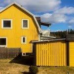 zweden alleenstaand huis te koop met drie slaapkamers interessante opbrengsteigendom passieve vastgoedbelegging