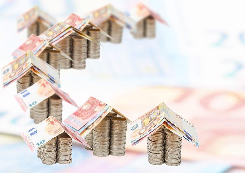 hoeveel geld te lenen voor vastgoedaankoop met beleggingsportefeuille als onderpand