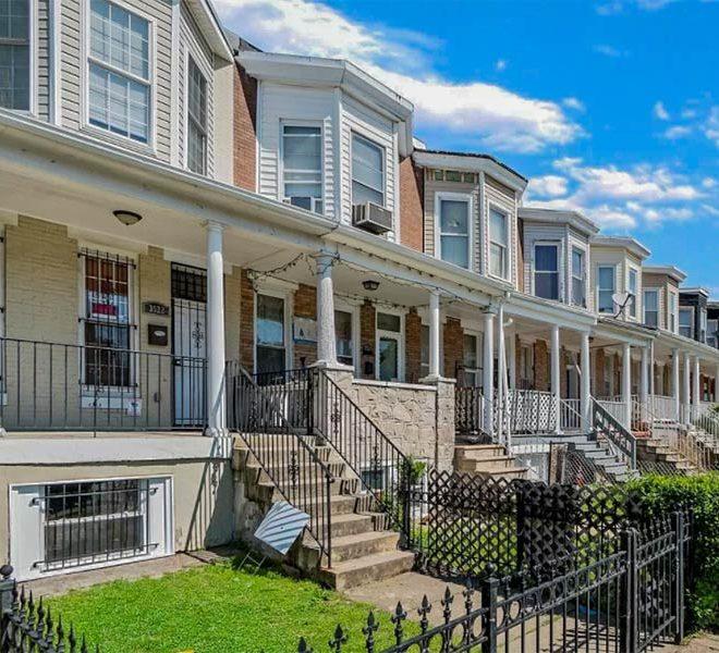 huis kopen in amerika als opbrengsteigendom baltimore maryland