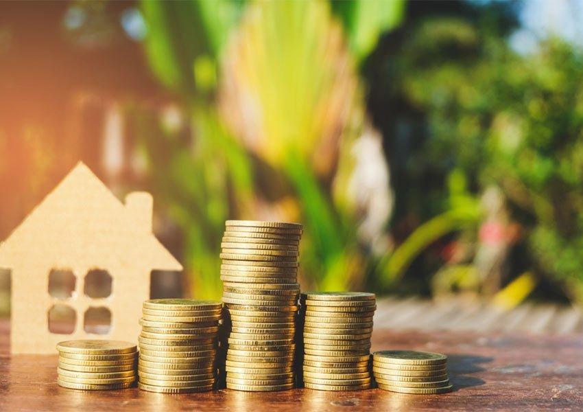 liquide middelen in pand geven voor krediet op maat voor vastgoedaankoop