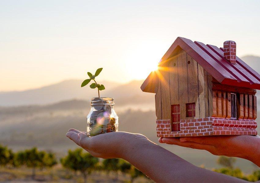type en bestemming van vastgoed spelen geen enkele rol qua financiering met aanvullend pensioenplan