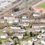 residentiële gebouwen te koop voor verhuur vlakbij sportterrein en atletiekpiste gerolstein duitsland