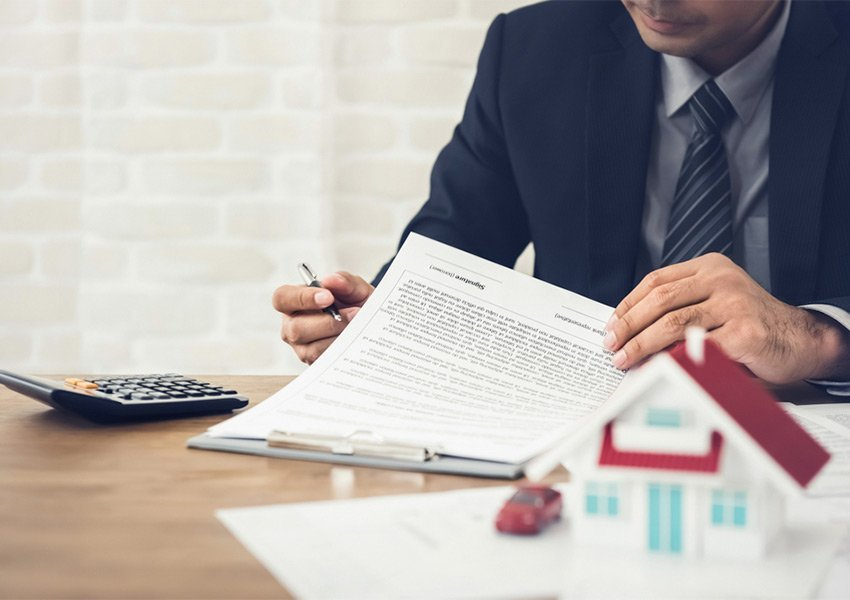 finale aankoopprocedure van vastgoed ondertekening verkoopovereenkomst niet zo ingewikkeld