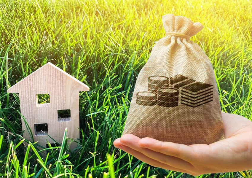 inbreng eigen middelen is noodzakelijk om goede quotiteit lening te realiseren