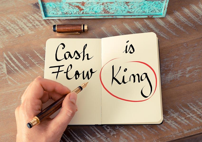 maandelijkse cashflow is belangrijke factor inzake passieve opbrengsteigendommen analyseren