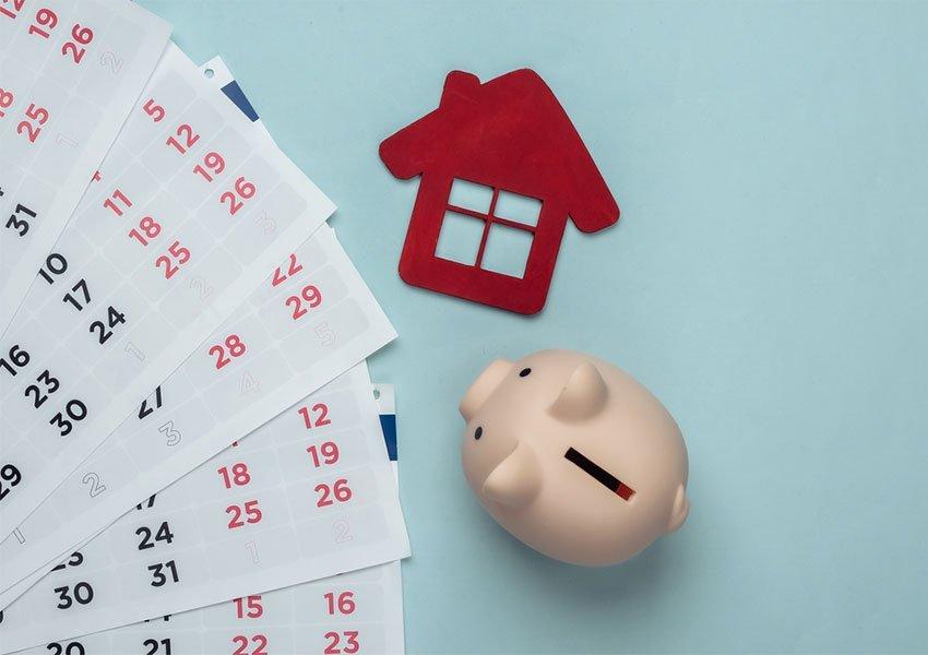 consistente inning van huurgelden volgens vast tijdsinterval is belangrijk om wanbetaling te vermijden