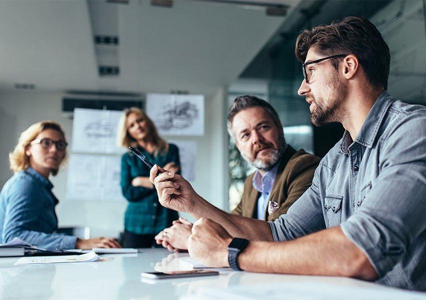 medewerkers van ontwikkelaar dienen beleggers te begrijpen om goede dienstverlening te kunnen verzorgen