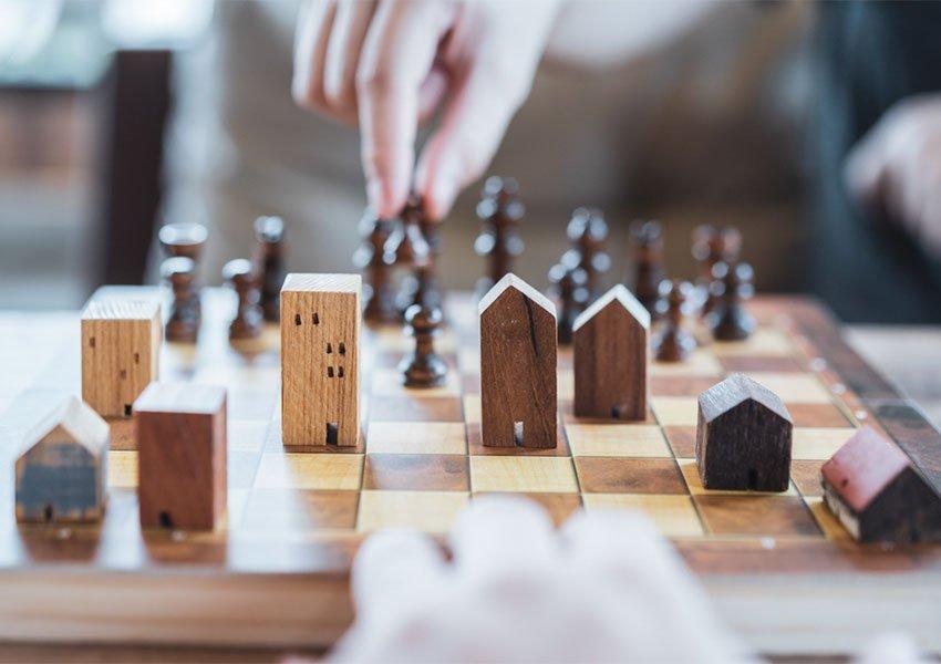 opbrengsteigendommen beheren passieve inkomsten nastreven versus actieve verhuur