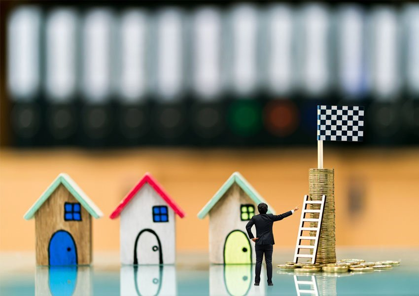 passief investeren in opbrengsteigendommen twee opties verhuurmakelaar of sleutel op de deur investeringsvastgoed met verhuurservice