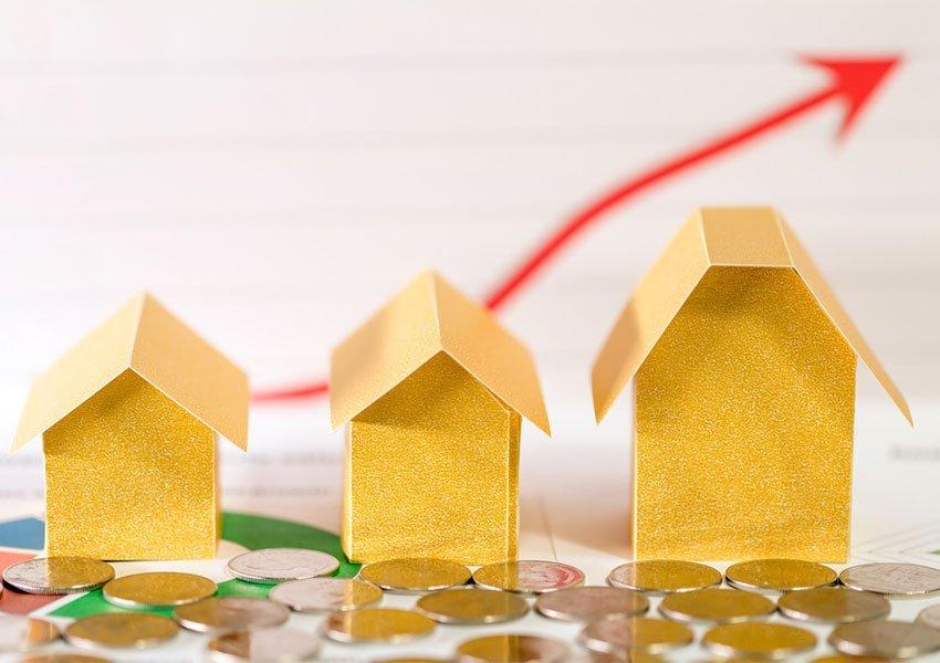potentiële meerwaarde is oorzaak van verschil tussen virtueel versus echt rendement van vastgoedbelegging
