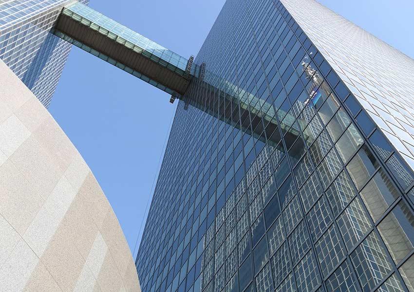 kantoorgebouw in brussel belangrijke hub voor zakendoen in europa