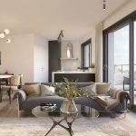 nieuwbouw appartement brussel moderne inrichting en interieur te evere interessante vastgoedinvestering voor verhuur