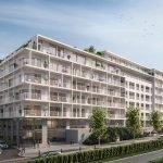 nieuwbouw project in brussel met studios en appartementen te koop voor verhuur of eigen gebruik