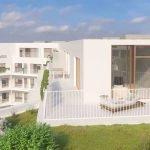 penthouses te koop brussel op toplocatie defensieve vastgoedbelegging met kapitaalkrachtig huurderspubliek