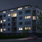 uitstekende ligging in evere van deze opbrengstpanden grote lokale vraag naar premium appartementen met moderne afwerking