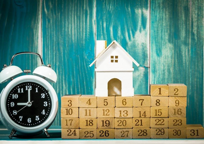 weinig risico nemen betekent langere tijdshorizon hanteren als belegger in onroerend goed voor verhuur