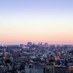 beleggen in commercieel vastgoed in nederland amsterdam skyline