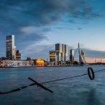 commercieel vastgoed in nederlandse grootsteden zoals rotterdam bestaat uit kantoorgebouwen hotels restaurants industrieel vastgoed